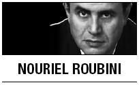 [Nouriel Roubini] We live in a G-Zero world, not G20