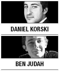 [Daniel Korski and Ben Judah] The West's Middle East pillars of sand