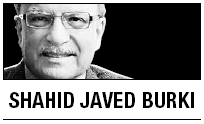 [Shahid Javed Burki] Pakistan's ruling elite faces the 'Mubarak moment'