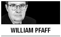 [William Pfaff] U.S. can't straddle fence much longer