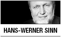 [Hans-Werner Sinn] Why European Union needs automatic haircuts