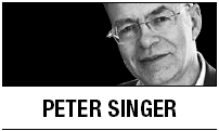[Peter Singer] Global justice and military intervention