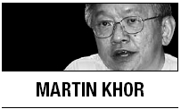 [Martin Khor] Blame game stalls Doha trade talks