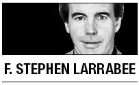 [F. Stephen Larrabee] Turkish model hard sell to Arab world