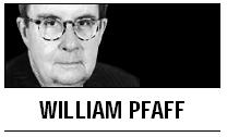 [William Pfaff] Unexpected revelations in intervention