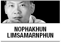 [Nophakhun Limsamarnphun] Japanese crisis hits Thailand, ASEAN