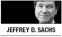 [Jeffrey D. Sachs] Youth unemployment poses challenge to Middle East