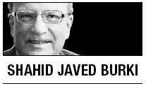 [Shahid Javed Burki] India-Pakistan diplomatic test match