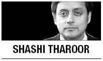 [Shashi Tharoor] Cricket and caution: India-Pakistan ties