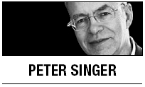 [Peter Singer] Bringing a universal digital public library within reach