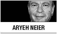 [Aryeh Neier] Goldstone reversal on the Gaza war
