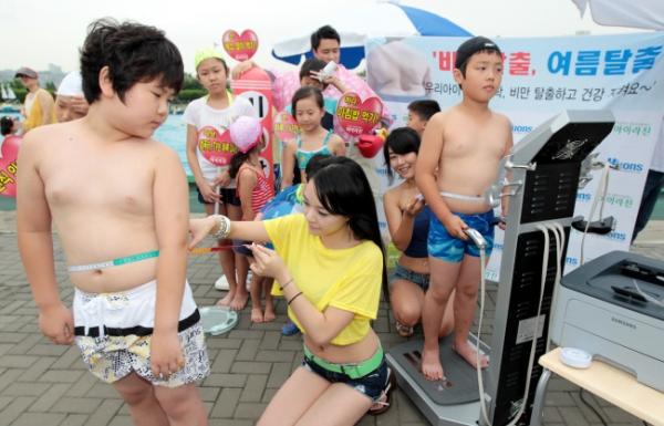 [Voice] Does Korea have an obesity problem?
