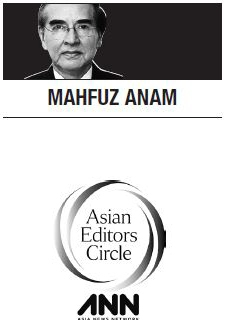[Mahfuz Anam] The new power play in South Asiac