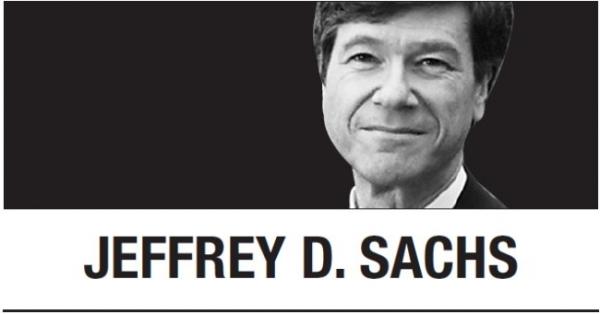 [Jeffrey D. Sachs] Our zero-emission future