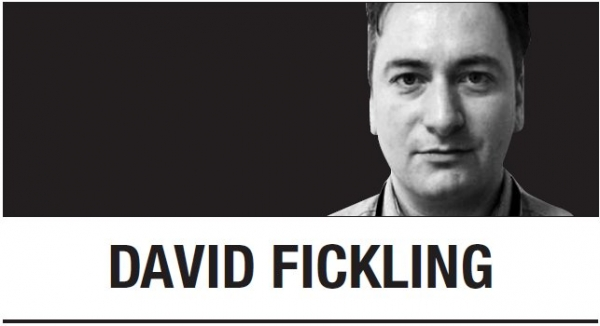 [David Fickling] We should let China spy on us