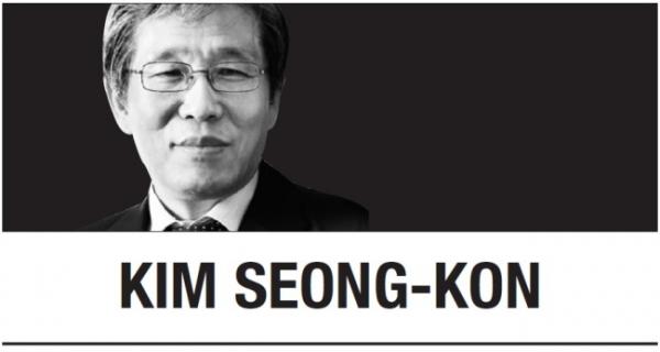 [Kim Seong-kon] 'I am legend' and have to fade away