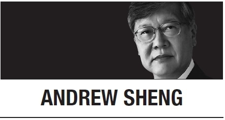 [Andrew Sheng] Existential crisis of Pax Americana