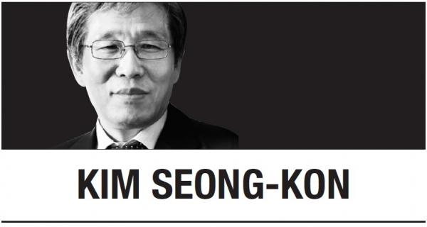 """[Kim Seong-kon] Spiritual exiles """"against the grain"""""""