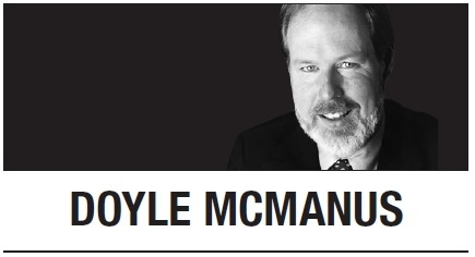 [Doyle McManus] 'Trump Doctrine': He'd rather talk than fight