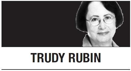 [Trudy Rubin] Despite DMZ photo op with Kim Jong-un, Trump has made no progress on eliminating Korean nukes