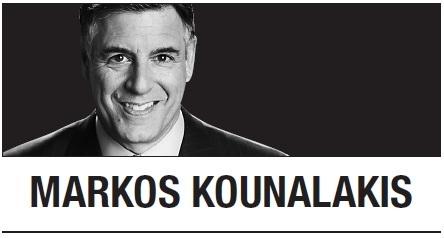 [Markos Kounalakis] As British envoy just learned, loose lips sink diplomats