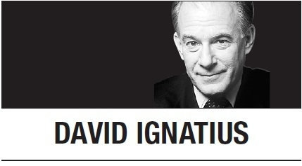 [David Ignatius] America's immediate challenge in Persian Gulf is maritime security