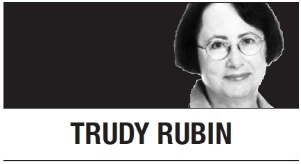 [Trudy Rubin] A free press can never be taken for granted