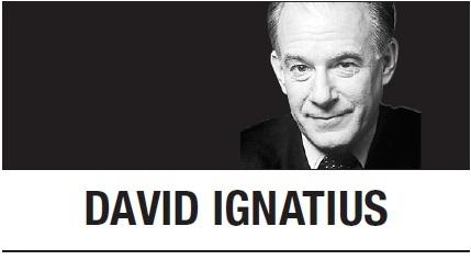 [David Ignatius] Beware 'moral hazard' in Hong Kong