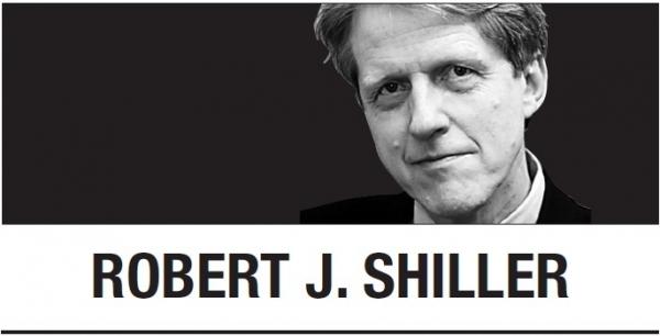 [Robert J. Shiller] The Trump narrative and next recession