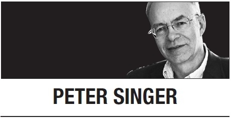 [Peter Singer] Why climb Everest? Don's set goals on status
