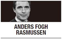 [Anders Fogh Rasmussen] Building Euro-Japanese alliance of hope for world