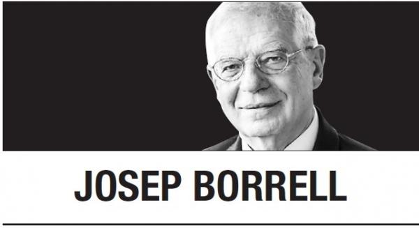 [Josep Borrell] Embracing Europe's power