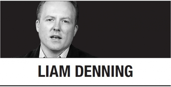[Liam Denning] Decadent energy system needs renewal