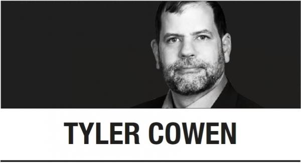 [Tyler Cowen] Entertainment partial solution of COVID-19