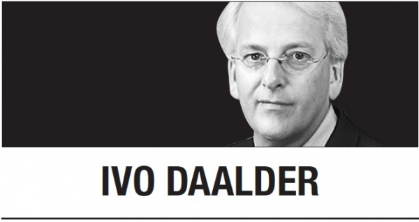 [Ivo Daalder] Amid the pandemic, a sobering lesson