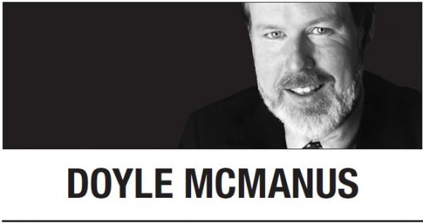 [Doyle Mcmanus] Pandemic makes the world more dangerous
