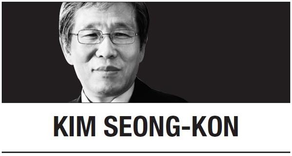 [Kim Seong-kon] 'Designated Survivor' and the great leader