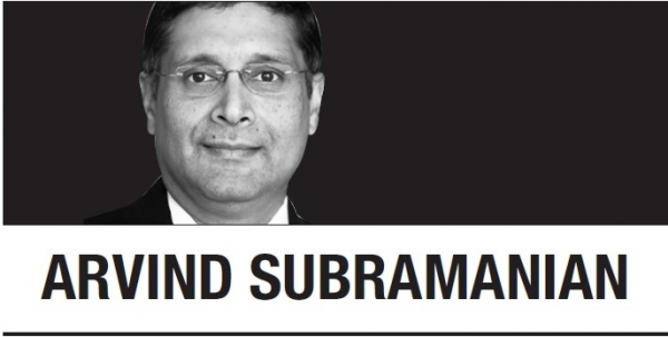 [Arvind Subramanian] The threat of enfeebled great powers