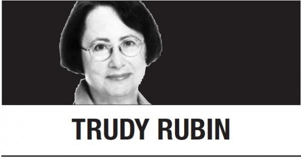 [Trudy Rubin] Trump's virus blame game can't disguise failures
