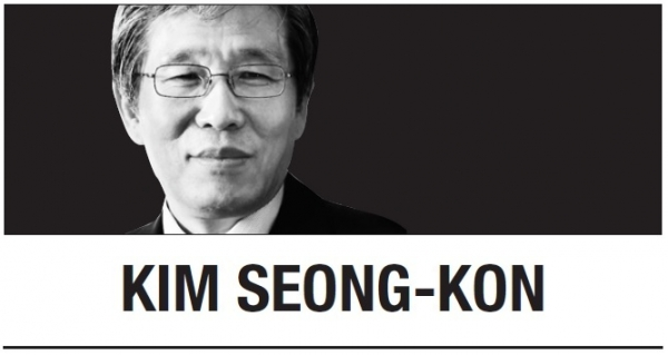 [Kim Seong-kon] Be grateful and modest in these challenging times