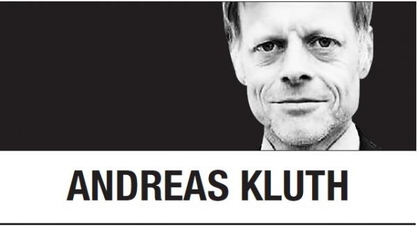 [Andreas Kluth] EU entering constitutional crisis