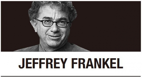 [Jeffrey Frankel] What's in a recession?