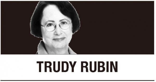 [Trudy Rubin] Trump's support for West Bank seizure disastrous