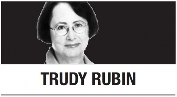 [Trudy Rubin] Attack on patriotism and US economy