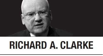 [Richard A. Clarke] Terrorist threat to US still lurks