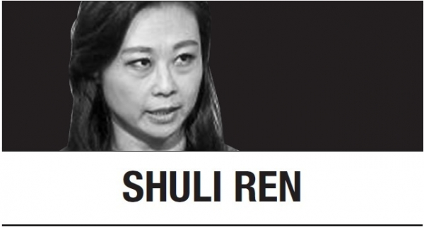 [Shuli Ren] China shows Ma what an activist can do