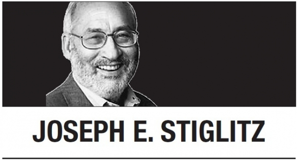 [Joseph E. Stiglitz] How Biden can restore multilateralism unilaterally