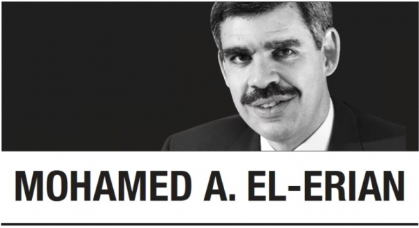 [Mohamed A. El-Erian] Treasury yields flash a warning sign