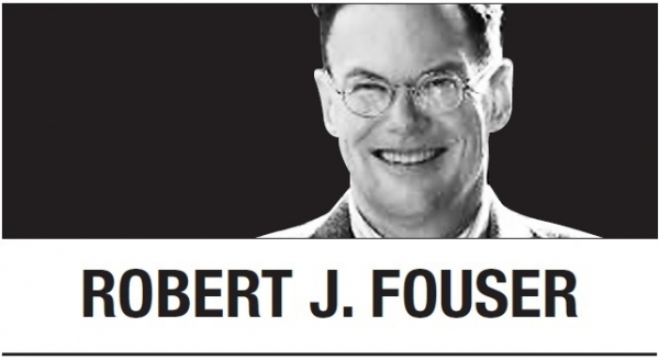 [Robert J. Fouser] Trump's self-coup fails