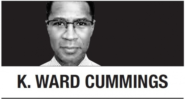 [K. Ward Cummings] Why traumatized people run for office